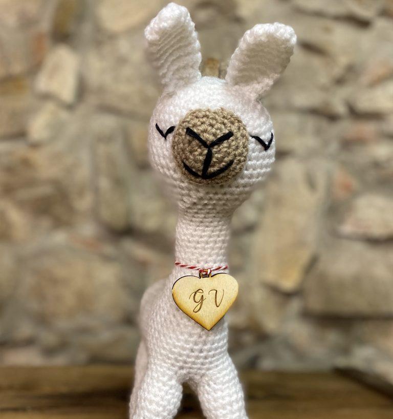 Amigurumi in Love - Alpaca di Marano