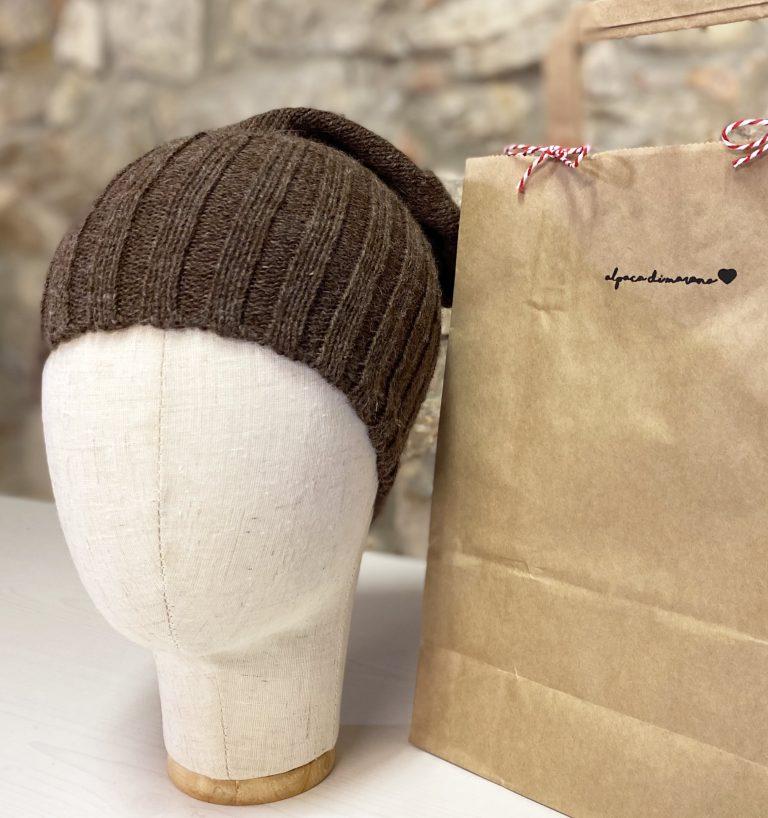 Cuffia Tricot Comfy - Alpaca di Marano