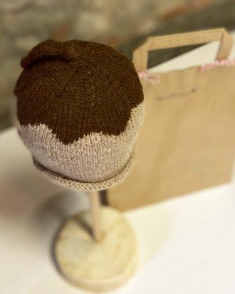 Cuffietta tricot baby - Alpaca di Marano